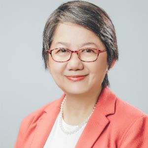 Portrait shot of Eliza Chui