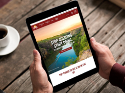 Tourism targets Baby Boomers & Driving Holiday Makers in latest interstate marketing campaigns