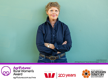 Nominate now for the 2019 Rural Women's Award