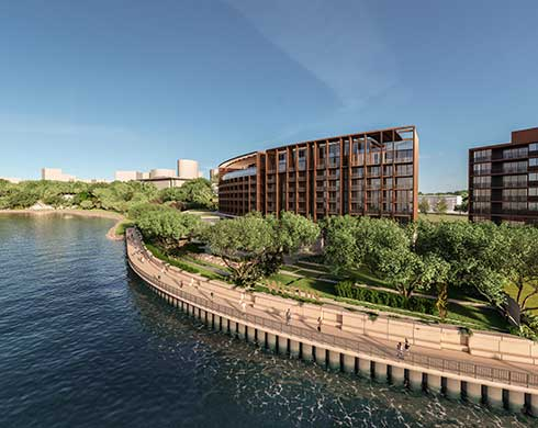 Darwin Luxury Hotel approved by Development Consent Authority