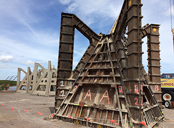 First milestone for artificial reefs