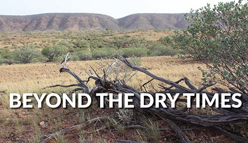 Extending beyond the dry times