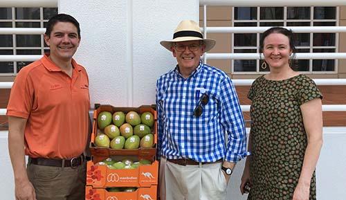 Territory mangoes hit US shelves
