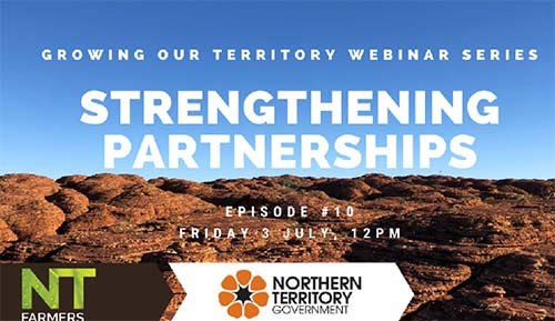 Strengthening partnerships webinar