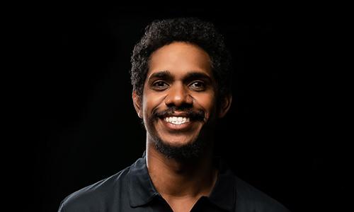 Head shot of Dale Dhamarrandji, Aboriginal and Torres Strait Islander Student of the Year