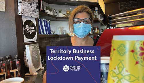 Lockdown payments for small business now available