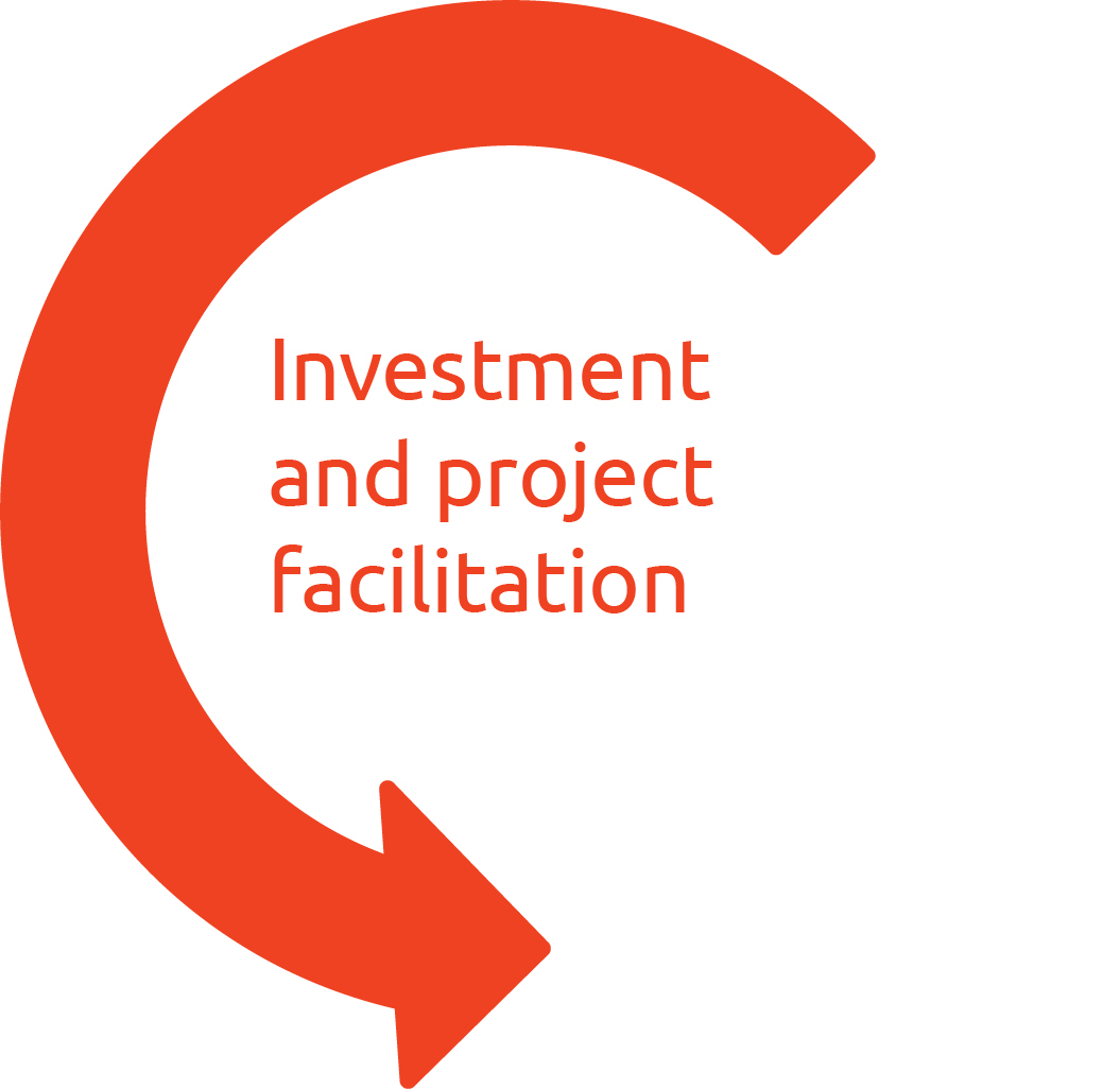 Investment and project facilitation
