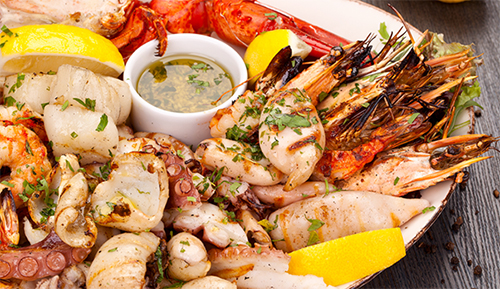 Put local seafood on the table this Christmas