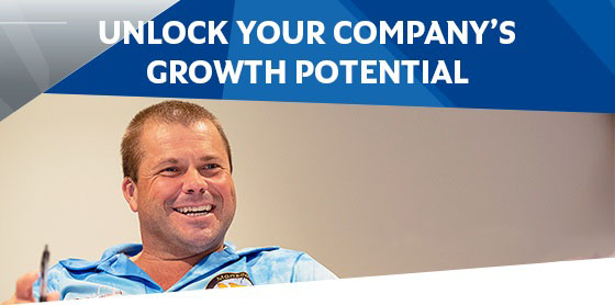 Unlock your company's growth potential
