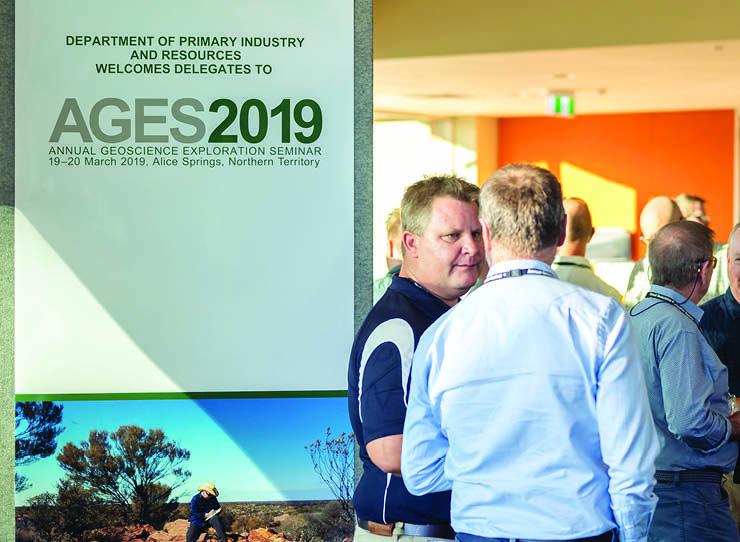 Delegates at AGES 2019