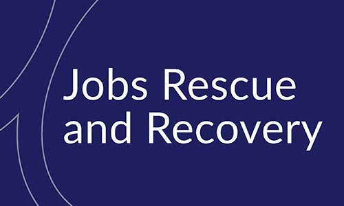 Jobs Rescue and Recovery