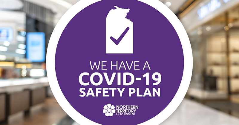 We have a COVID-19 safety plane