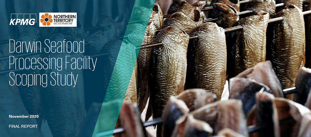 Darwin Seafood Processing Facility Scoping Study cover