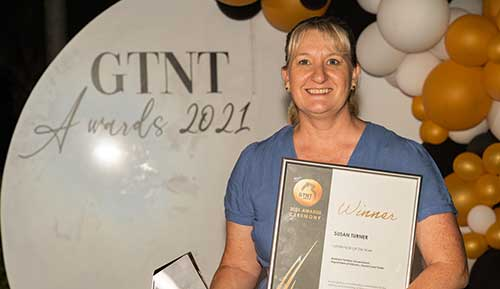 Training excellence recognised