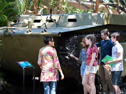 Turbocharging Tourism - Cementing the NT as a Military History Destination