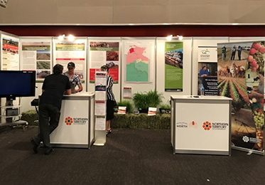Department attends the 34th Northern Territory Cattlemen's Association Conference