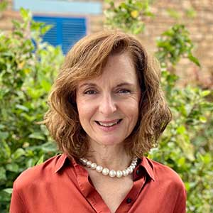 Portrait shot of Rachael Shanahan