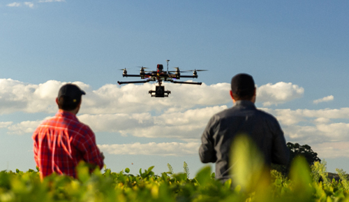 Have your say on the NT drones policy