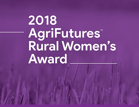 Northern Territory finalists announced for the AgriFutures Rural Women's Award 2018