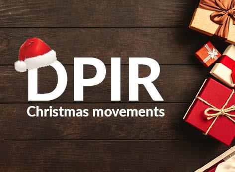 2018 Christmas closures