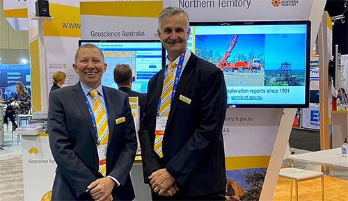 Showcasing the Territory's exploration potential