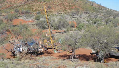 Investing in resources exploration in the Territory
