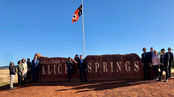 Northern Territory trade links reach to the Northern Hemisphere